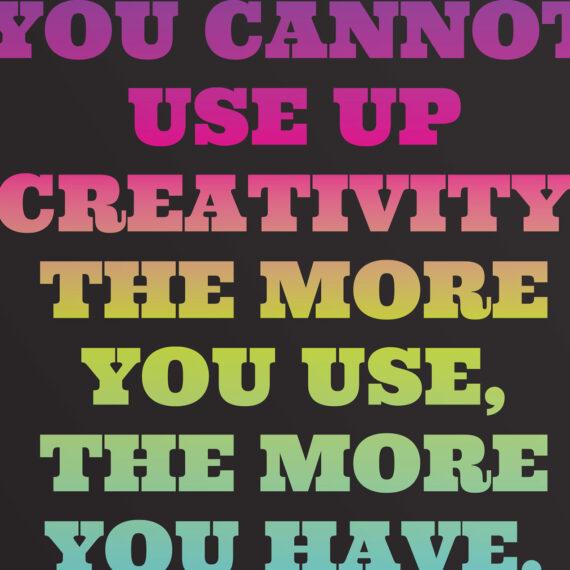 CreativityQuote-11x17-Poster2